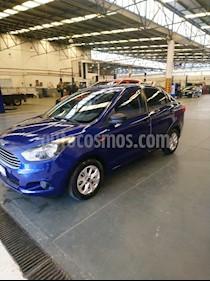 Ford Figo Sedan Energy usado (2017) color Azul precio $165,000