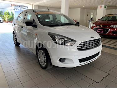 Foto venta Auto usado Ford Figo Sedan Energy (2018) color Blanco precio $149,000
