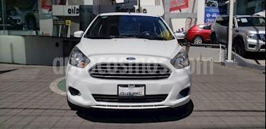 Foto venta Auto usado Ford Figo Sedan Impulse A/A (2017) color Blanco precio $169,000