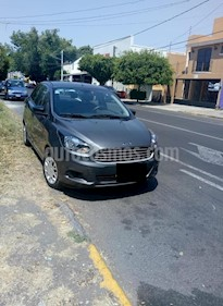 Ford Figo Sedan Impulse A/A usado (2018) color Gris Hierro precio $167,000
