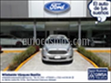 Ford Figo Sedan Impulse A/A usado (2017) color Plata precio $135,000