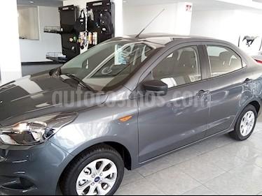 Foto venta Auto nuevo Ford Figo Sedan Impulse A/A color Gris Hierro precio $198,400