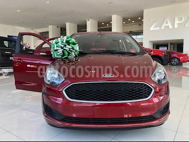 Ford Figo Sedan Impulse A/A nuevo color Gris Hierro precio $220,900