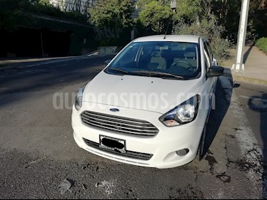 Foto venta Auto usado Ford Figo Sedan Impulse A/A (2016) color Blanco Oxford precio $115,000