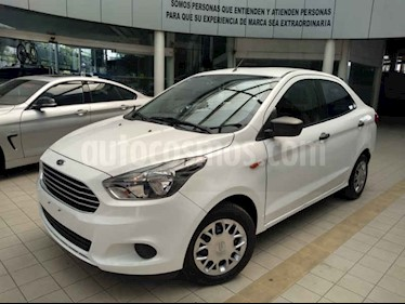 Foto venta Auto usado Ford Figo Sedan Impulse A/A (2016) color Blanco precio $120,000
