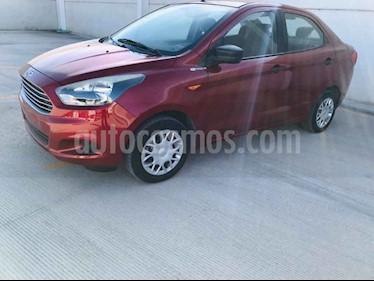 Foto venta Auto usado Ford Figo Sedan Impulse A/A (2016) color Rojo precio $127,000