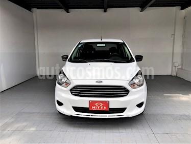 Foto venta Auto usado Ford Figo Sedan Impulse Aut A/A (2017) color Blanco precio $139,000