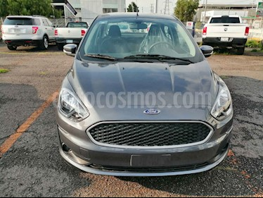 Foto Ford Figo Sedan Impulse Aut A/A usado (2019) color Gris precio $175,000