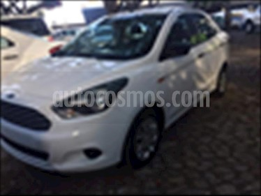 Foto venta Auto usado Ford Figo Sedan IMPULSE L4/1.5 MAN A/A (2016) color Blanco precio $135,000