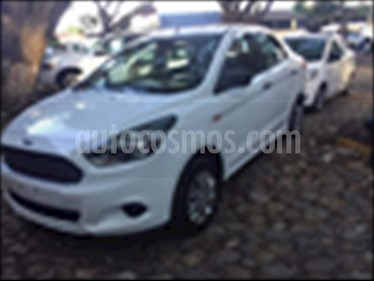 Foto venta Auto usado Ford Figo Sedan IMPULSE L4/1.5 MAN A/A (2016) color Blanco precio $140,000