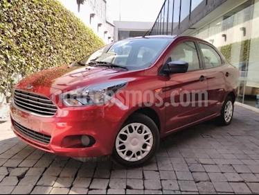 Foto venta Auto usado Ford Figo Sedan Impulse  (2017) color Rojo precio $159,000