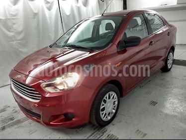 Foto Ford Figo Sedan Impulse  usado (2017) color Rojo Rubi precio $129,000