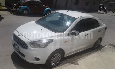 Foto Ford Figo Sedan Impulse  usado (2016) color Blanco precio $90,000