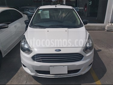 Foto venta Auto usado Ford Figo Sedan Impulse  (2016) color Blanco Oxford precio $120,000