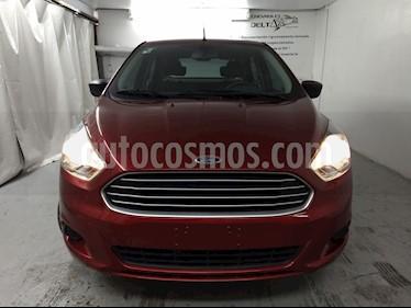 Foto venta Auto usado Ford Figo Sedan Impulse  (2017) color Rojo Rubi precio $135,000