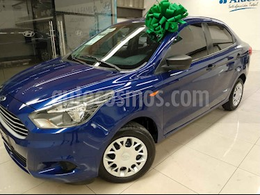 Foto Ford Figo Sedan Impulse  usado (2017) color Azul precio $149,000