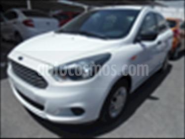 Foto venta Auto usado Ford Figo Sedan Impulse  (2017) color Blanco precio $140,000