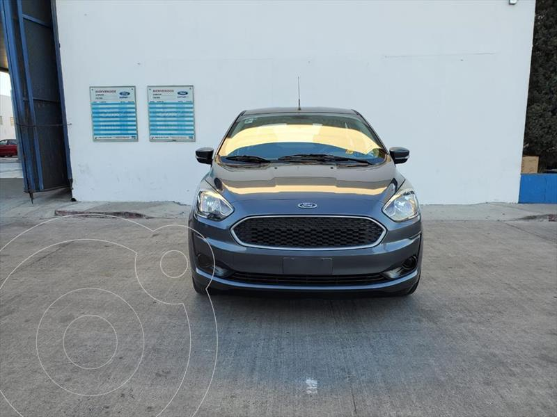 Foto Ford Figo Sedan Energy usado (2019) color Gris Oscuro precio $190,000