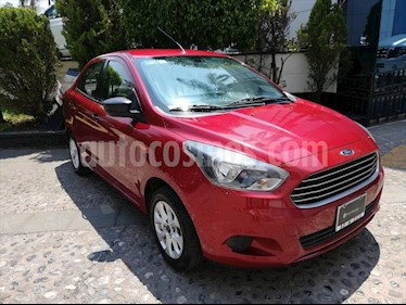 Ford Figo Sedan Energy usado (2017) color Rojo precio $150,000
