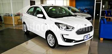 Ford Figo Sedan Titanium Aut usado (2019) color Blanco precio $245,000