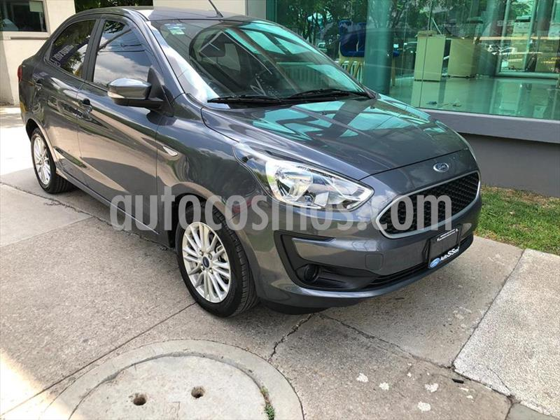 Ford Figo Sedan Energy usado (2019) color Gris precio $199,000