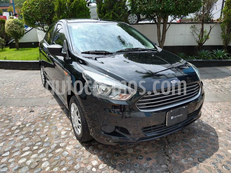 Ford Figo Sedan Impulse usado (2019) color Negro precio $158,000