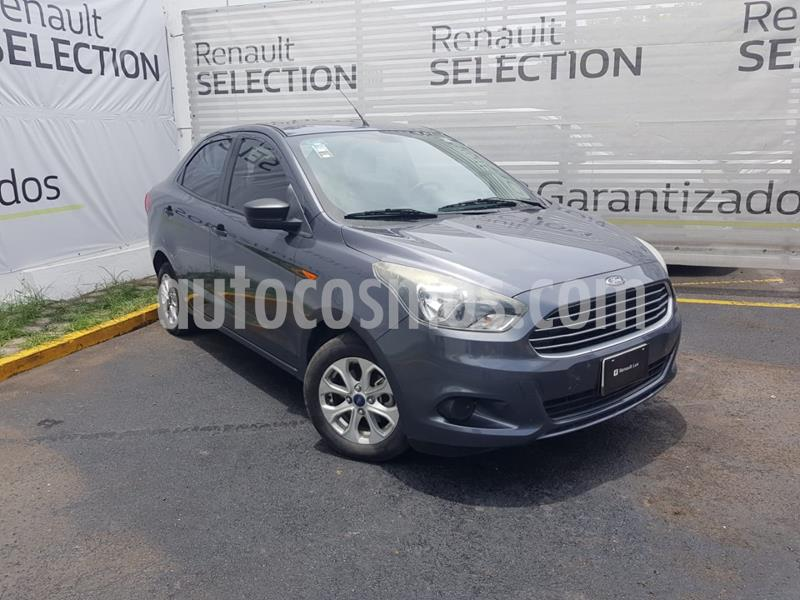 Ford Figo Sedan Energy usado (2017) color Gris Hierro precio $160,000