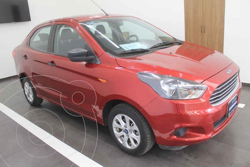 Foto Ford Figo Sedan Energy usado (2018) color Rojo precio $179,000