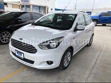 Ford Figo Sedan TITANIUM L4/1.5 MAN usado (2016) color Blanco precio $145,000