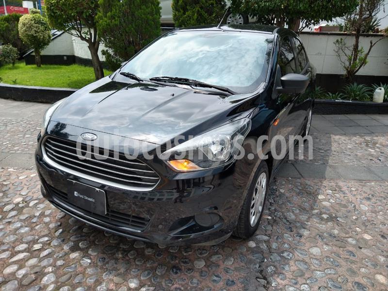 Ford Figo Sedan Impulse  usado (2018) color Negro precio $160,000