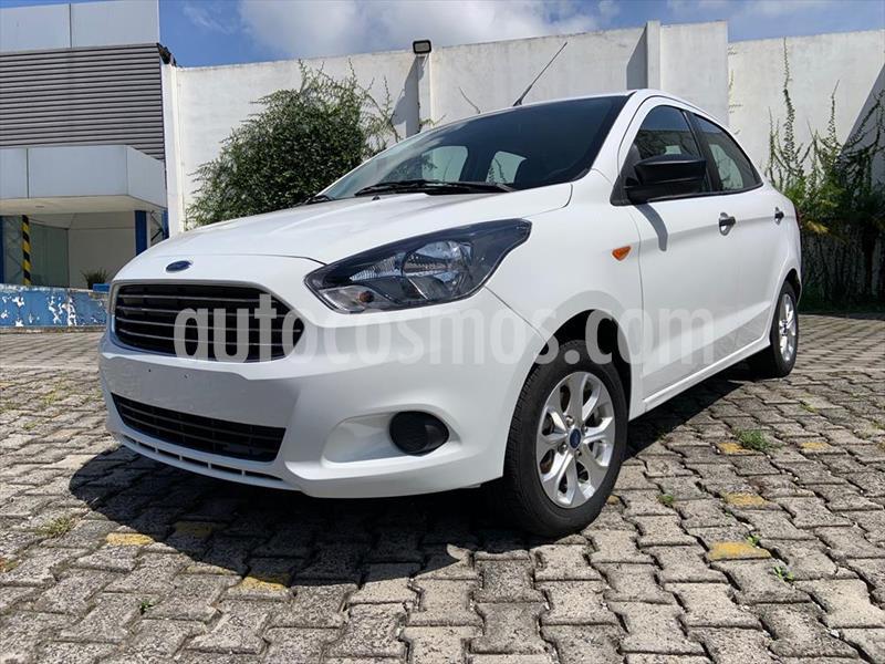 Ford Figo Sedan Energy usado (2018) color Blanco precio $159,999