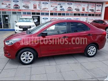 Ford Figo Sedan Energy usado (2018) color Rojo precio $168,000