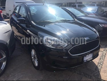 Ford Figo Sedan Energy usado (2019) color Negro precio $179,000