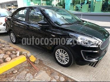 Ford Figo Sedan Titanium Aut usado (2019) color Negro precio $219,000