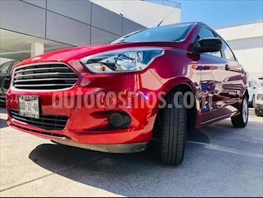 Ford Figo Sedan Energy usado (2018) color Rojo precio $169,000