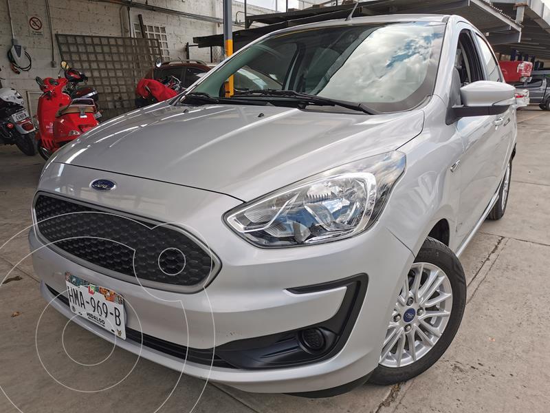 Ford Figo Sedan Energy usado (2019) color Plata Estelar precio $210,000