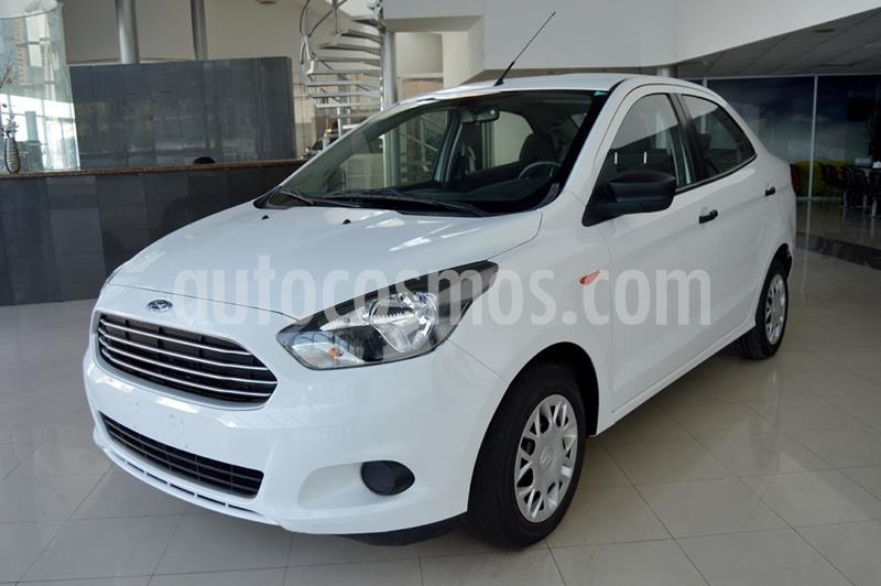 Ford Figo Sedan Impulse  usado (2018) color Blanco precio $151,900