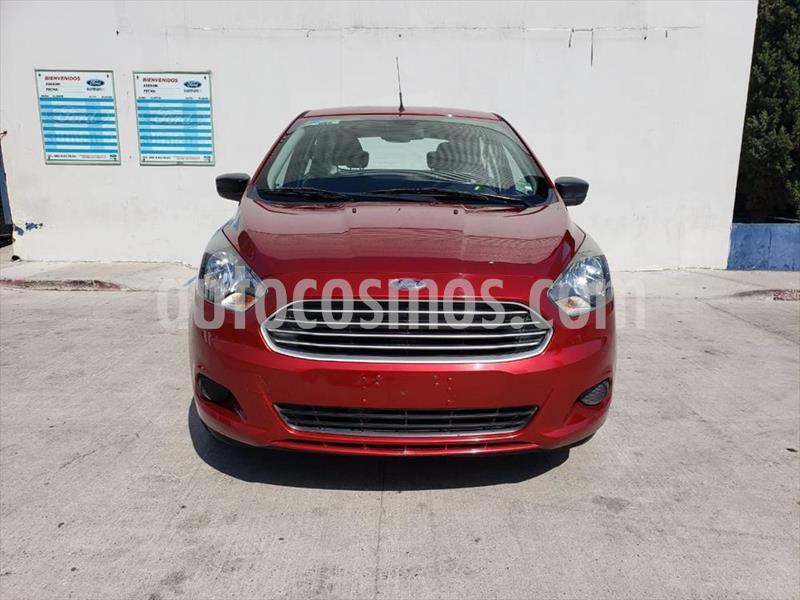 Ford Figo Sedan ENERGY L4/1.5 MAN usado (2016) color Rojo precio $140,000