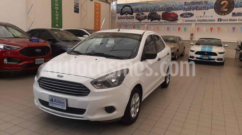 Ford Figo Sedan Energy usado (2017) color Blanco precio $143,000