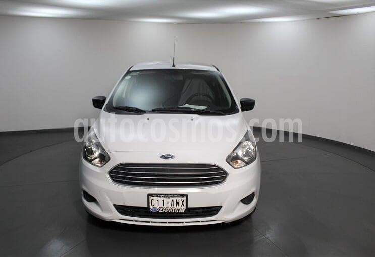 Ford Figo Sedan Energy usado (2018) color Blanco Oxford precio $145,000