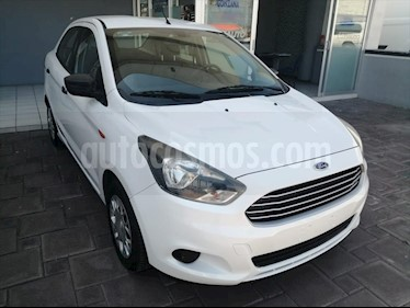 Ford Figo Sedan Impulse  usado (2017) color Blanco precio $148,000