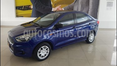 Ford Figo Sedan Impulse  usado (2016) color Azul precio $118,900