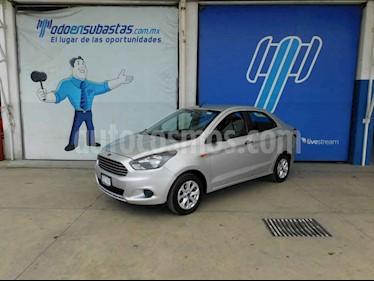 Ford Figo Sedan Energy usado (2017) color Plata precio $58,000