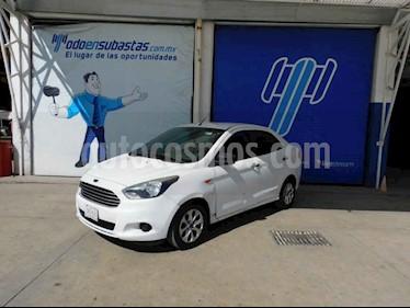 Ford Figo Sedan Energy Aut usado (2016) color Blanco precio $55,000