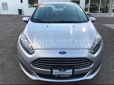 Ford Figo Sedan 5P ENERGY L4/1.5 AUT usado (2016) color Gris precio $160,000