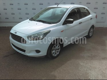 Ford Figo Sedan ENERGY L4/1.5 MAN usado (2016) color Negro precio $135,000