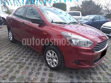 Ford Figo Sedan Energy usado (2018) color Rojo precio $176,000