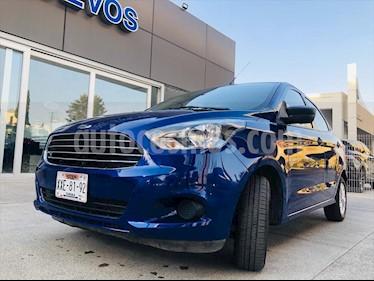 Ford Figo Sedan Energy usado (2018) color Azul Marino precio $169,000