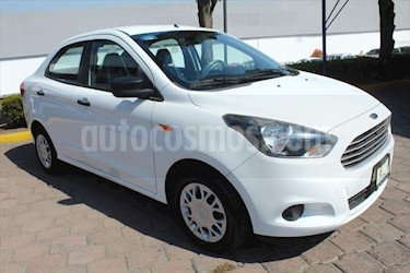 Ford Figo Sedan Impulse  usado (2017) color Blanco precio $202,500
