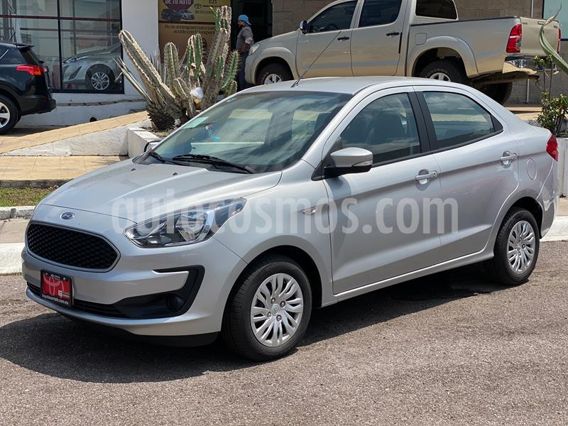 Ford Figo Sedan Impulse  usado (2020) color Plata Dorado precio $210,000